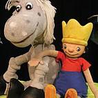 Figurentheaterfestival im Zeltpalast: Der kleine König