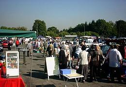 Flohmarkt, Antikmarkt & Trödelmarkt Erlensee