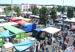 Flohmarkt in Hanau