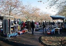 Flohmarkt in Hattersheim