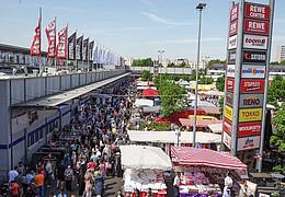 Flohmarkt in Offenbach