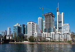 Frankfurts hohe Türme für Kinder