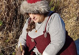 Frauenalltag auf einem Wikingerhof