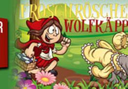 Froschröschen und Wolfkäppchen