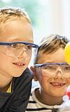 Faszinierendes Kohlenstoffdioxid: Science Camp für Kinder bei Evonik