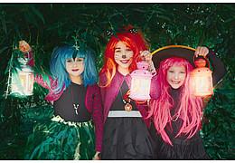 Halloween im Maislabyrinth Liederbach