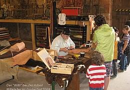 Handwerkertage und Live-Musik im Gruberhof
