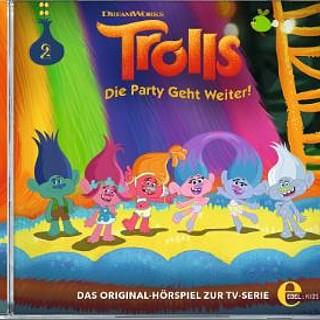 """""""TROLLS - die Party geht weiter"""""""