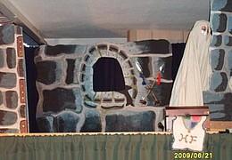 Kasper und das Gespenst von der Burg Falkenstein