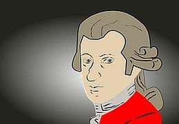 """Kinderkonzert: """"Mannheim, Paris und London - Mit Mozart durch Europa!"""""""