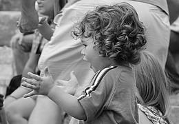 Kinderkonzert zum Einsteigen und Abfahren