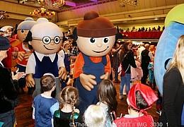 Kindermaskenfest des MCV