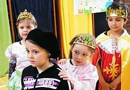 KinderTheaterFerienKurs