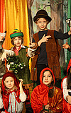 Kindertheaterkurs in den Osterferien