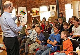 Kindervorlesung: Wie groß ist unendlich?