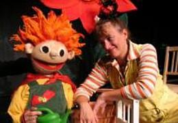 Krümel Theater: Krümel und Stelze
