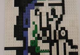 Kunst aus Lego = Legokunst?