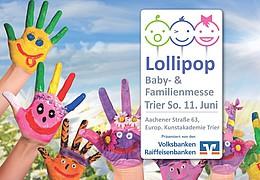 Lollipop - Baby- und Familienmesse
