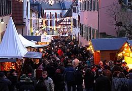 Märchenweihnachtsmarkt Oppenheim