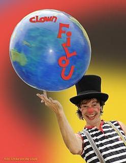Mainz lebt auf seinen Plätzen: Clown Filous verzauberte Zirkuswelt