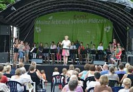 Mainz lebt auf seinen Plätzen: Martinusschule
