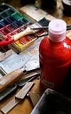 Malen und Gestalten in der Zehntscheune