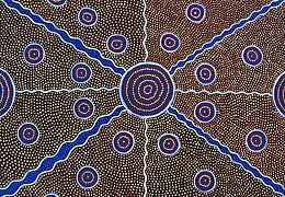 Malen wie die Aborigines