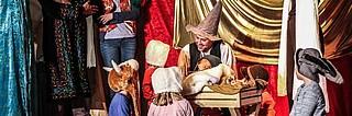 Mitspieltheater - Die Weihnachtsgeschichte