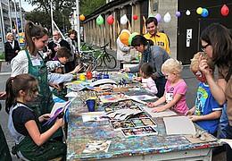 Museumswerkstatt für Kinder: Gesammelte Schätze