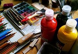 Museumswerkstatt für Kinder: Kunstvoll!