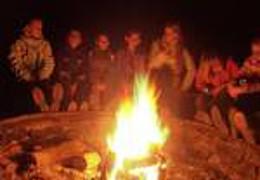 Nachtwanderung mit Schatzsuche und Lagerfeuer