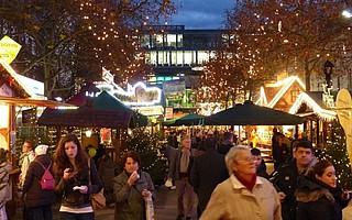 Weihnachtsmarkt Offenbach