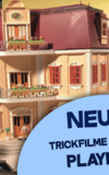 Playmobil- Workshop im Trickfilmstudio