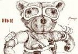 Pu, der Bär