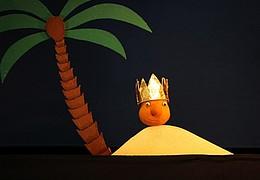 Puppentheater Pusteblume: Der Kartoffelkönig