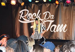 Rock Da Jam - Urban Dance Battle 2017