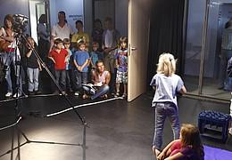 Satourday - Wie funktioniert filmisches Erzählen?