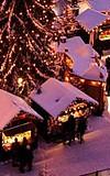 Schwedischer Weihnachtsmarkt
