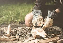 Survivaltraining 2 – Die fremde Umgebung richtig nutzen können