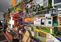 Switzerball - Die Riesenkugelbahn aus der Schweiz