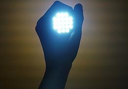 Taschenlampenführung für Familien