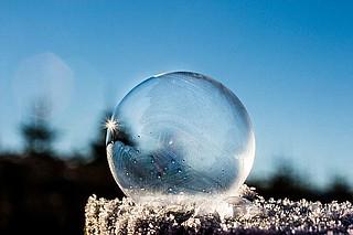 Warum man keine eckigen Seifenblasen machen kann