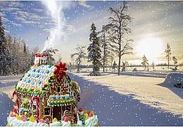 Weihnacht im Eisland