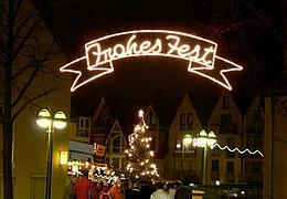 Weihnachtsmarkt in Hattersheim