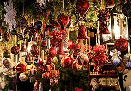 Weihnachtsmarkt in Sossenheim