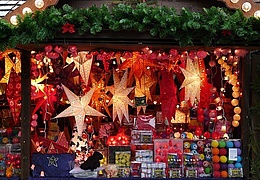 Weihnachtsmarkt-Rundgang Frankfurt