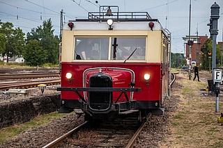 Internationaler Museumtag im Eisenbahnmuseum