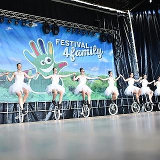 Vereine für das Festival4Family 2018 in Frankfurt gesucht