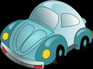 Kasper und das verzauberte Auto