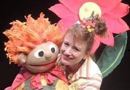 Krümel Theater: Krümel und die Stelze